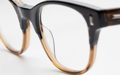 8a8b2889cb Our beautiful Baldwin optical frame in Dune.