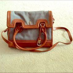 Cole Haan Denim Handbag