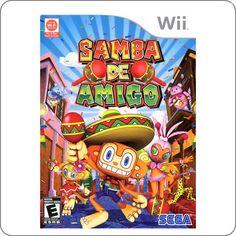 Wii Samba de Amigo R$84.90