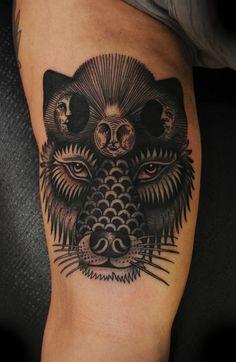 #tattoofriday - Karolina Bebop