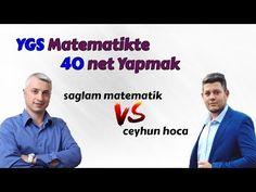 TYT-YKS Matematik   38-40 Net   Yapmak - YouTube Math, Youtube, Math Resources, Youtubers, Youtube Movies, Mathematics