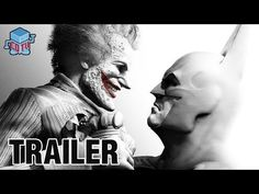 Batman Arkham Origins Official Launch Trailer #batman