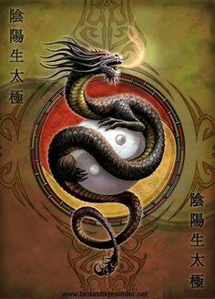 Yen Yang Dragon