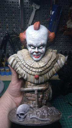 Stephen King's It designed and printed by Tomáš Docik Dotzauer #toysandgames