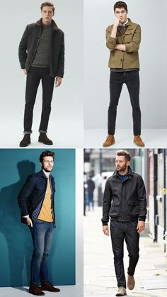 Men's Desert Boot Outfit Inspiration Lookbook