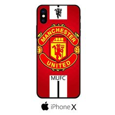Manchester United Football Club IPHONE X