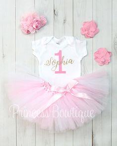 First Birthday Tutu Dress