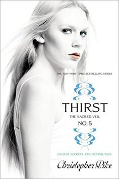 Thirst No. The Sacred Veil (Unknown) : Pike, Christopher : Alisa's memories have been lost. She and her friends are searching for a sacred artifact which is an ancient veil that may hold the key to mankind's salvation. Used Books, Books To Read, My Books, Books For Teens, Paranormal Romance, Book Series, Book Lovers, Book Worms, Veil