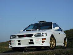 Subaru Impreza WRX STi (GC8)
