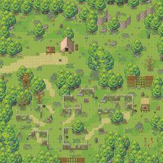 908 Best RPG Maker Maps images in 2019 | Rpg maker, Pixel Art, Video