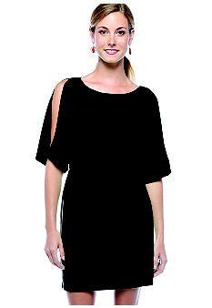Jessica Simpson Cold Shoulder Dress - Belk.com