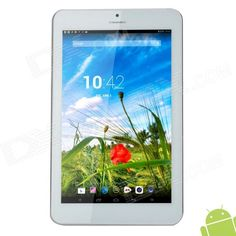 "AOSON 7"" Android 4.2 Quad-core Tablet PC w/ 3G, Wi-Fi, Bluetooth, RAM 1GB, ROM 8GB - Silver   White Price: $117.82"