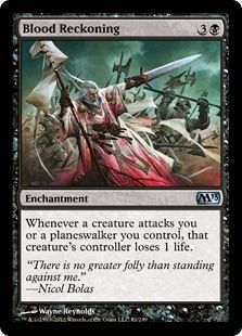 Blood Reckoning (Magic 2013) - Gatherer - Magic: The Gathering