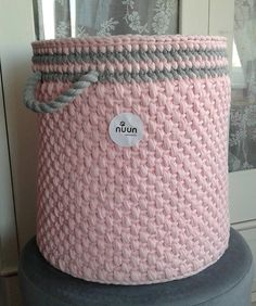 "2,700 Likes, 243 Comments - @nuun_handmade on Instagram: ""Huzurlu pazarlar Yeni model sepetimiz hazir,ilk siparis verene pazartesi kargo Sepet siparisi…"" Hamper, Basket"