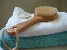 Do you know how beneficial dry brushing is?? Read the attached web article for details about the many many health benefits from this simple routine.