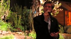 Collin O'Mara speaks at SF Flower & Garden Show 2015