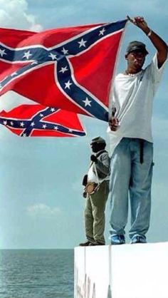 Don't let them wipe out history to suit their needs!  The South has NOTHING to be ashamed of ever!  People seeking truth know it was about a whole lot more than slavery