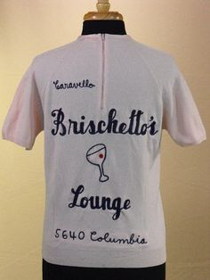 1950s PINUPS AND PINS Rare Bowling Sweater by RedLabelVintage, $104.00