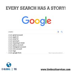 Every search has its own story & momentum. It is why a search makes such an excellent plot for a film or a story. Digital Marketing Services, Seo Services, Create Meaning, Create A Logo, Search Engine Optimization, Web Development, Ecommerce, Web Design, Film
