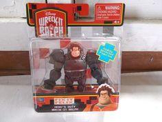 New Disney Wreck It Ralph Fix It Felix Jr Hero's Duty Figurine