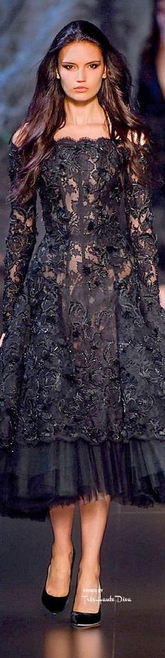 ♔ Ralph & Russo Fall 2015 Couture