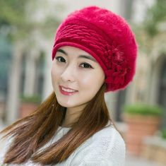 dbc468f03 14 Best Beret hat style images in 2018 | Berets, Sombreros, Winter ...