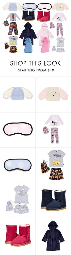 """""""Pyjama fun"""" by colourlover24 ❤ liked on Polyvore featuring Disney"""