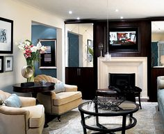 Candice Olson Living Room Redo
