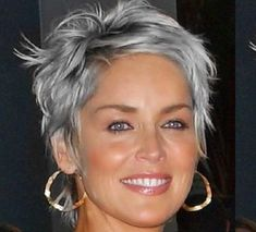 "20 latest short hairstyles that will make you say ""WOW"" . - 20 latest short hairstyles that will make you say ""WOW"" …, # bring - Latest Short Hairstyles, Short Hairstyles For Thick Hair, Short Grey Hair, Short Hair Cuts For Women, Prom Hairstyles, Short Sassy Hair, Grey Hair Hairstyles, Short Haircuts, Weave Hairstyles"