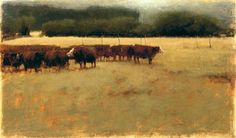 Summer Cows, by Michael Workman