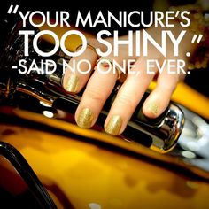 Truth!  #manicure #pedicure #asheville