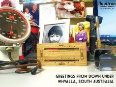 We're all around the world! South Australia, Make Art, Around The Worlds, History, Vintage, Historia, Vintage Comics