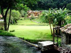 Valle Escondido in Boquete Panama