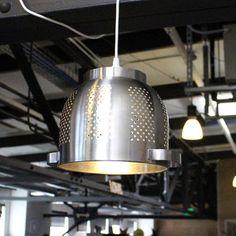 7 Unique Home Decor Ikea Hacks - The Cottage Market - easy lamp