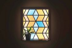 This gorgeous stained glass window doubles as a solar panel | Inhabitat - Sustainable Design Innovation, Eco Architecture, Green Building