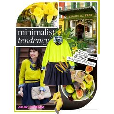 """""""Neon Girl"""" by kristina-susanto on Polyvore"""