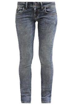 MOLLY - Slim fit jeans - hermina undamaged wash