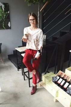 Cofee& Wine Look in Kava i Vino, Warsaw