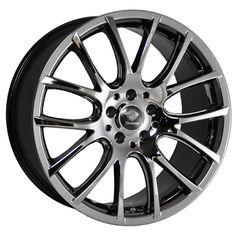 Diamond alloy wheels from turrifftyres Alloy Wheel, Car Parts, Chrome, Wheels, Diamond, Vehicles, Cars, Future, Watch