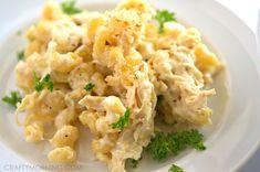 Cheesy Chicken Alfredo Recipe | #food #chicken #dinner #cheese #alfredo #Italian #recipe #dinner