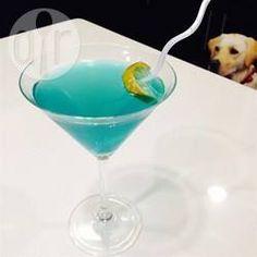 Margarita azul @ allrecipes.com.br