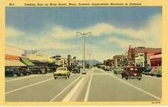 Postcard from 1950.