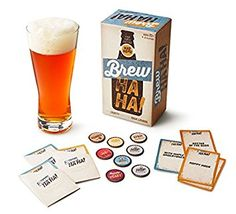 Brew Ha Ha! The Crafty Game For Beer Lovers by UNCORKED! | Gift Guide | For the Beer Lover | For Him | For Her | Affiliate