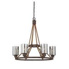 Maverick 6 Light Chandelier
