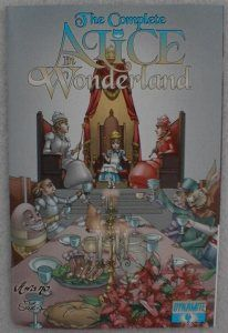 The Complete Alice in Wonderland comic #4 (awcomcomplete4)