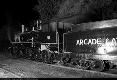 RailPictures.Net Photo: ARA 18 Arcade & Attica Railroad Steam 2-8-0 at Arcade, New York by Christopher Blaszczyk
