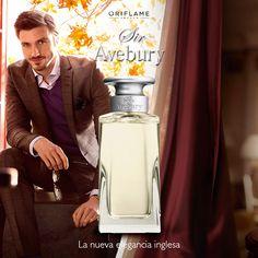 Un hombre sofisticado sabe que la #seducción está en los #detalles y el aroma es uno muy importante. Sir Avebury es una eau de toilette con notas de mate, té negro y madera de cedro, que expresan distinción y elegancia. #Fragancia #OriflameMX