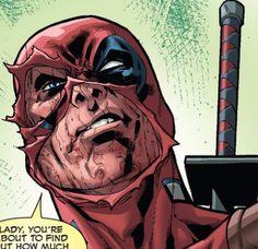 Deadpool & The Mercs For Money (2016-) #4