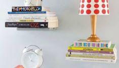 Arquitete você mesmo - prateleira de livro para livro