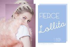 "cool Bloginvoga Exclusives | Lola Gleich by Anna Borges in ""Fierce Lollita""  [Editorial]"